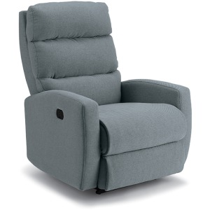 Hillarie Power Swivel Glider Recliner W/ Power Tilt Headrest