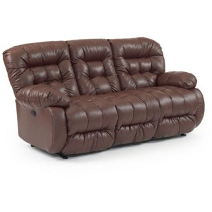 Plusher Reclining Sofa