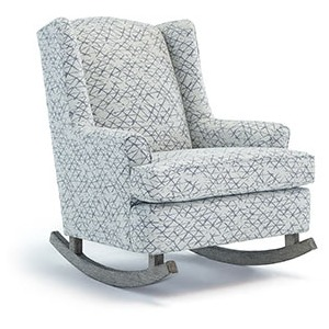 Willow Wingback Rocker