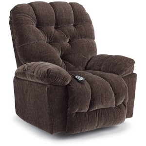 Bolt Power Swivel Glider Recliner
