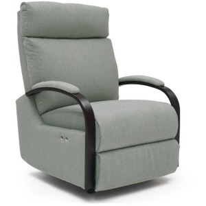 Kinetix Power Swivel Glider Recliner