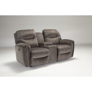 Loveseat with center Console