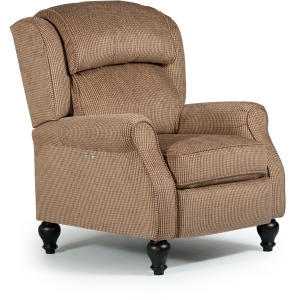 Patrick Queen Anne Recliner