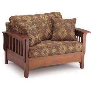 Westney Chair & Half W/ Twin Sleeper