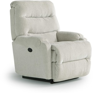 Sedgefield Power Space Saver Recliner W/ Power Tilt Headrest