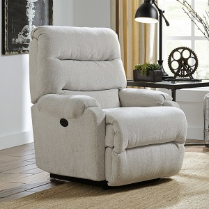 Sedgefield Power Rocker Recliner W/ Power Tilt Headrest