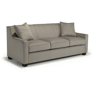 Marinette Stationary Sofa Queen Sleeper W/2 Pillows