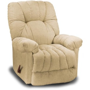 Conen Power Rocker Recliner W/ Power Tilt Headrest