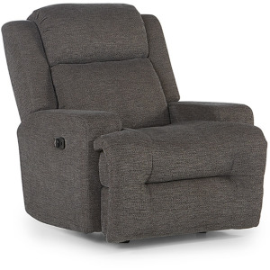 O'Neil Power Rocker Recliner W/ Power Tilt Headrest