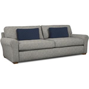 Sophia Stationary Sofa with 2 Pillows