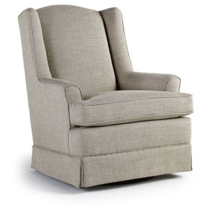 Natasha Swivel Glider Chair