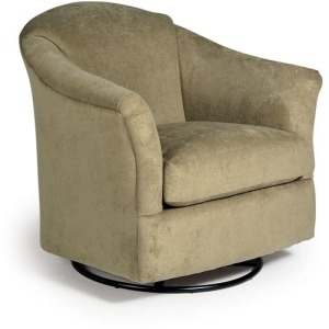 Darby Swivel Glider