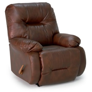 Brinley2 Space Saver Recliner - Leather