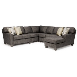 Annabel 6 PC Sectional