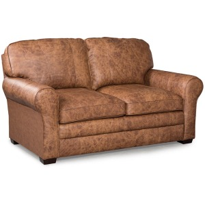 Nicodemus Stationary Loveseat W/2 Pillows