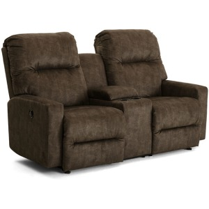 Kenley Power Space Saver Console Loveseat