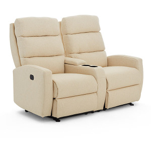 Hillarie Space Saver Console Loveseat