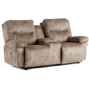 Leya Power Rocking Console Loveseat