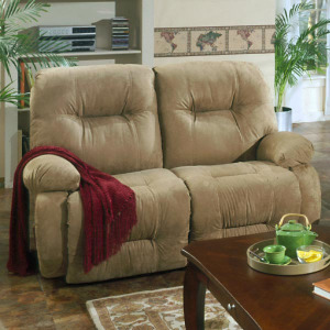 Brinley Power Rocking Console Loveseat