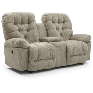 Bolt Power Rocking Console Loveseat