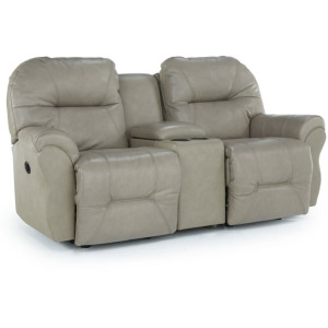 Bodie Power Space Saver Console Loveseat