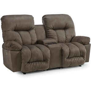 Retreat Power Space Saver Console Loveseat