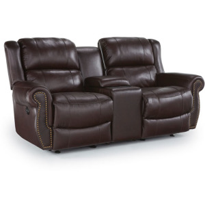 Terrill Rocking Console Loveseat
