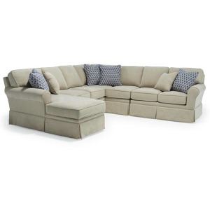 Annabel Skirted Sectional