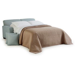 Dinah Stationary Sofa Queen Sleeper W/2 Pillows