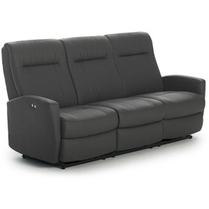 Costilla Power Space Saver Sofa W/ Power Tilt Headrest