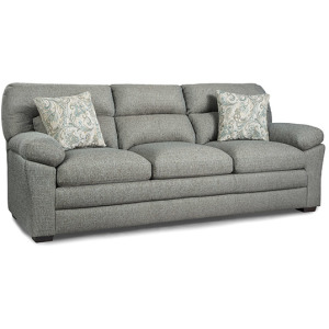 Mcintire Stationary Sofa with 2 Pillows