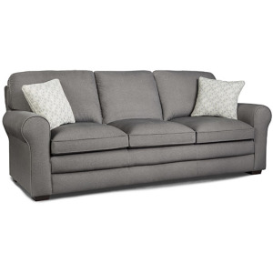 Nicodemus Stationary Sofa W/2 Pillows