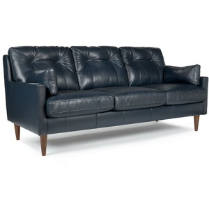 Trevin Stationary Sofa W/2 Pillows
