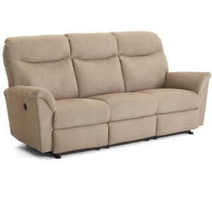 Caitlin Power Space Saver Sofa W/ Power Tilt Headrest