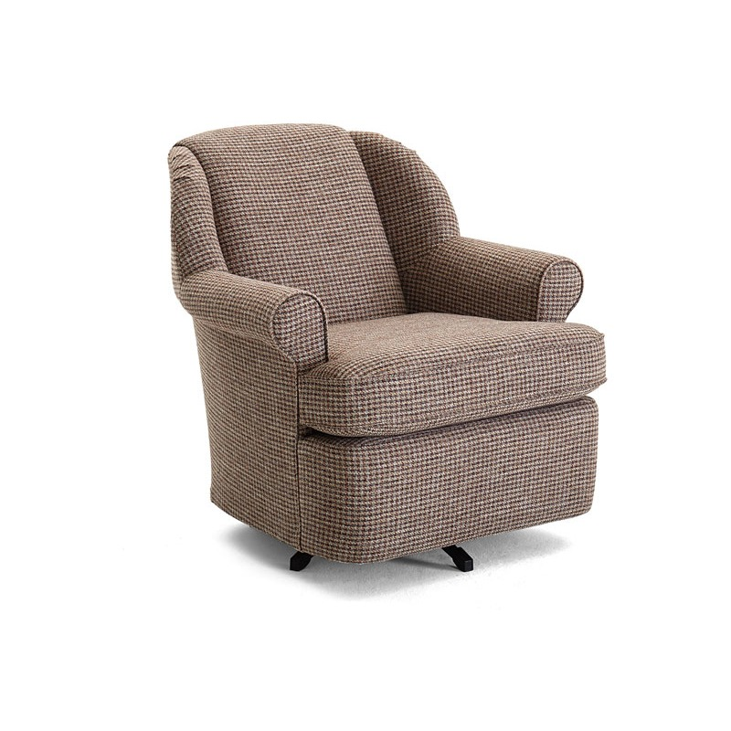 Remarkable Swivel Chair By Best 2528 Rileys Furniture Mattress Creativecarmelina Interior Chair Design Creativecarmelinacom