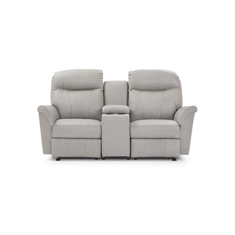Caitlin Power Space Saver Console Loveseat