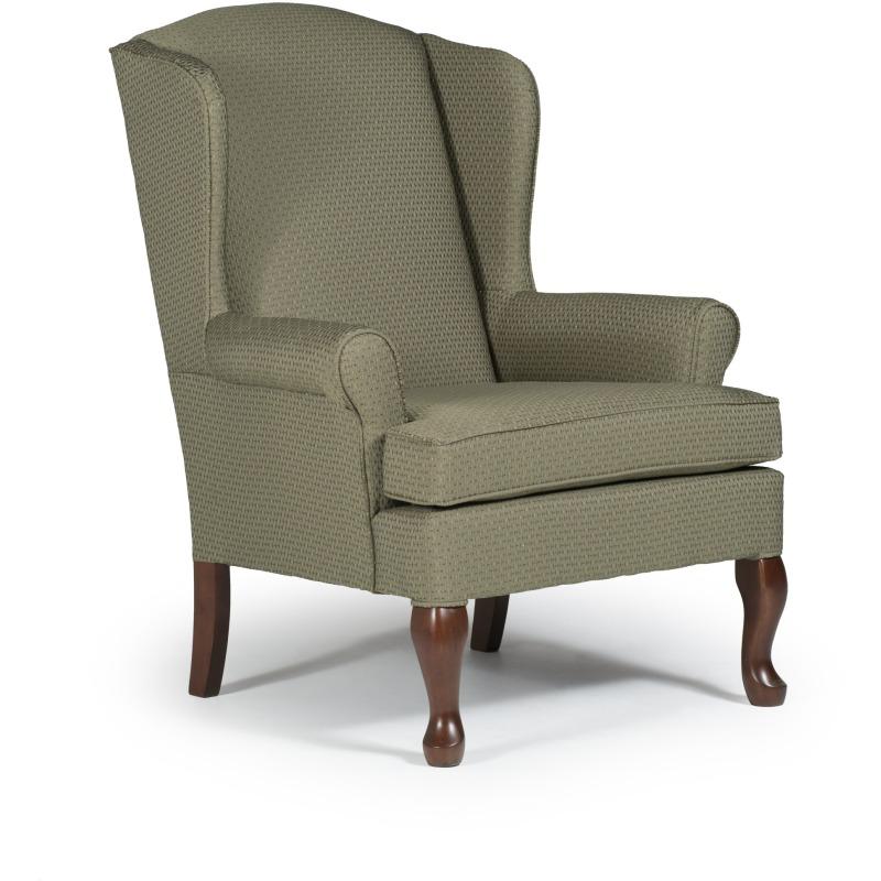 Doris Queen Anne Chair