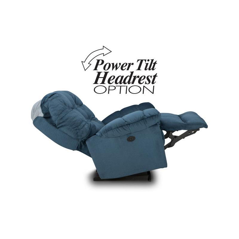 POWER LIFT RECLINER W/HT