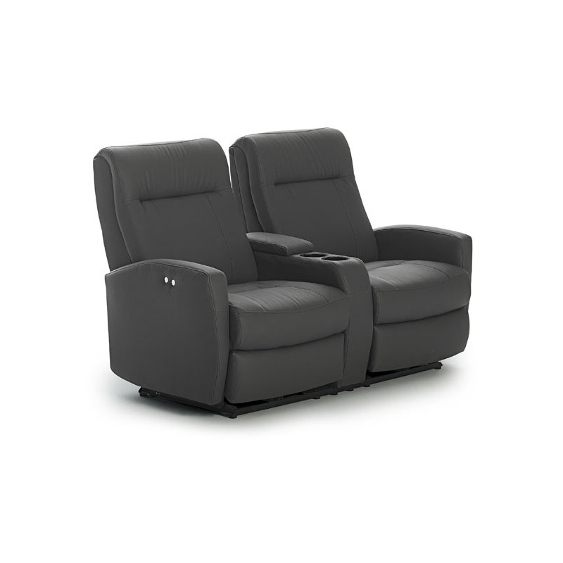 Power Space Savers Loveseat w/ Console
