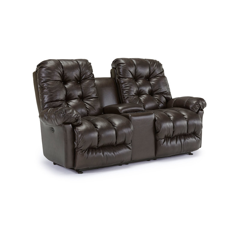 POWER ROCKING CONSOLE LOVESEAT