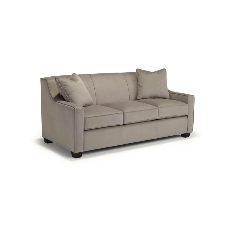 Marinette Memory Foam Sofa Full Sleeper W/2 Pillows