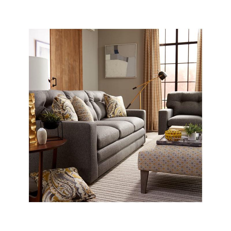 Cabrillo Stationary Sofa with 2 Pillows