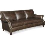 BATES STATIONARY SOFA 8-WAY TIE