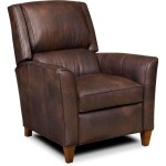 Roswell Leather  3 Way Reclining Lounger