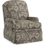 LAKENWALL-HUGGER RECLINER WITH SKIRT