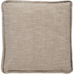18 Inch Square Pillow - Weltless With Flange