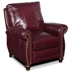 Arden Leather Lounger