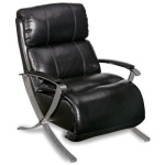 Ava Leather Lounger