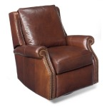 Barcelo Wall-Hugger Leather Recliner
