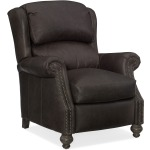 Bancroft Leather Lounger